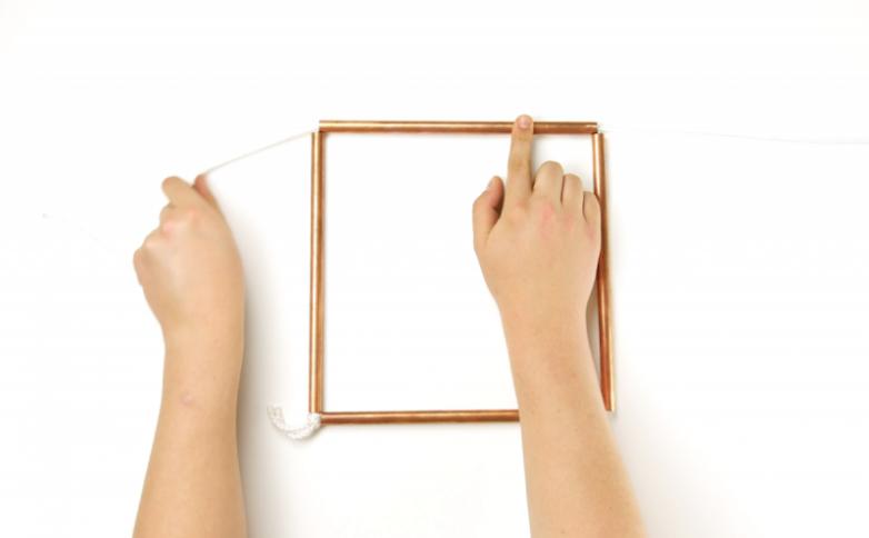 Дизайнерские предметы мебели из самых простых материалов