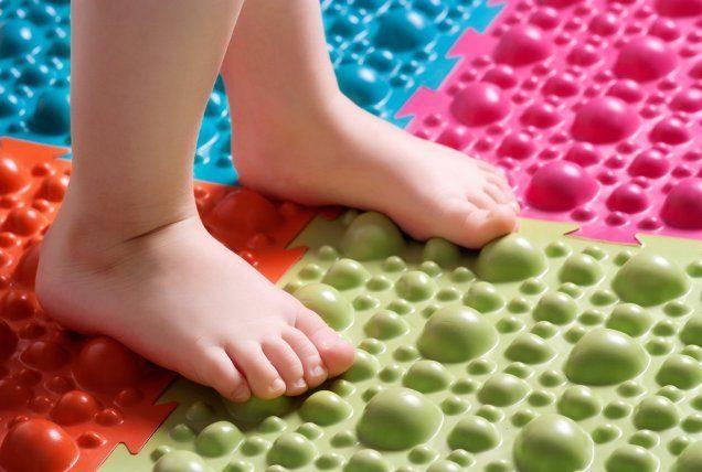 Плоскостопие у детей: виды, диагностика, лечение / Малютка