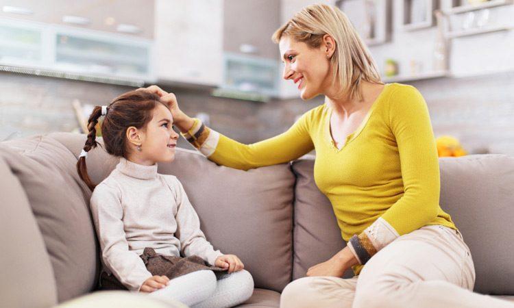 Родительская любовь, как проявлять ее правильно