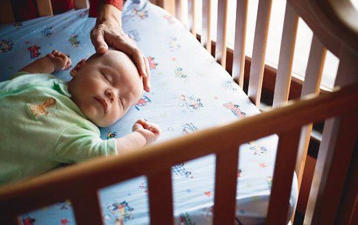 что должно быть в кроватке для новорожденного даче необходим