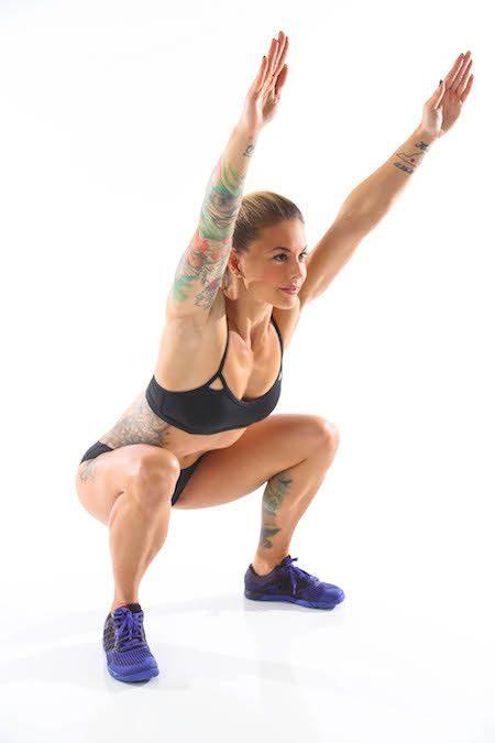 3 упражнения в день для тренировки всего тела