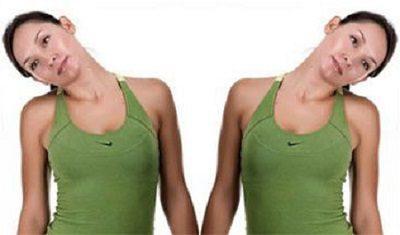 8 потрясающих упражнений от шейного остеохондроза