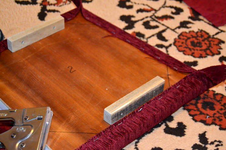 Как обновить стулья своими руками обновление деталей стула