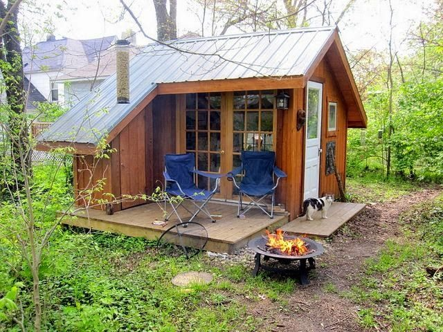 Построить небольшой дом своими руками