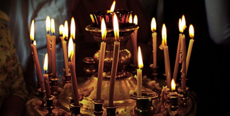 О церковной свече