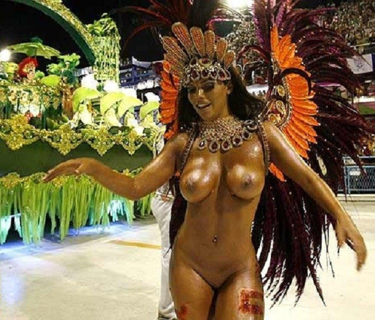 Бразильский секс карнавал видео
