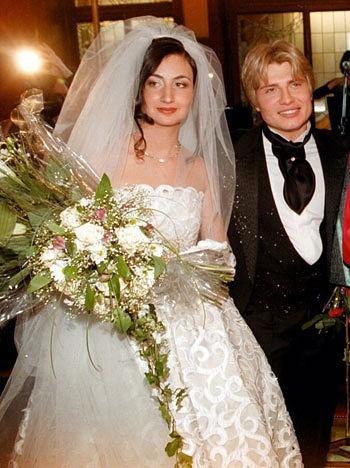 дмитрий колдун фото с женой и сыном