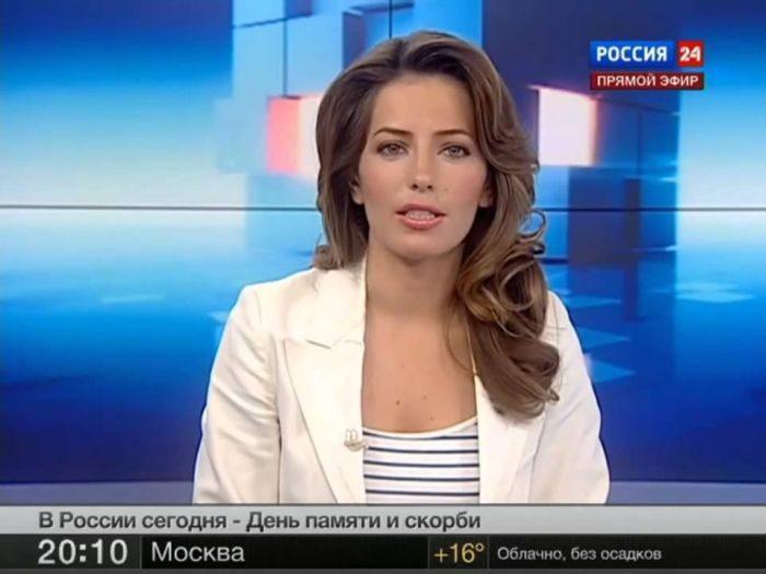 Самые сексуальные ведущие россии