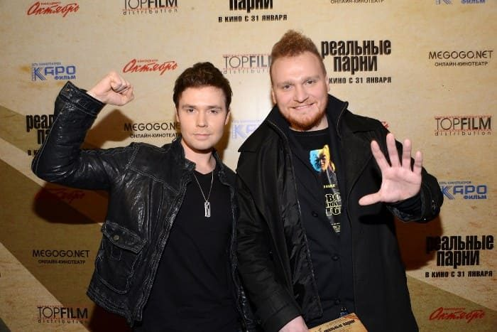 Самые известные близнецы российского шоу-бизнеса