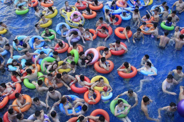 Китайские водные процедуры