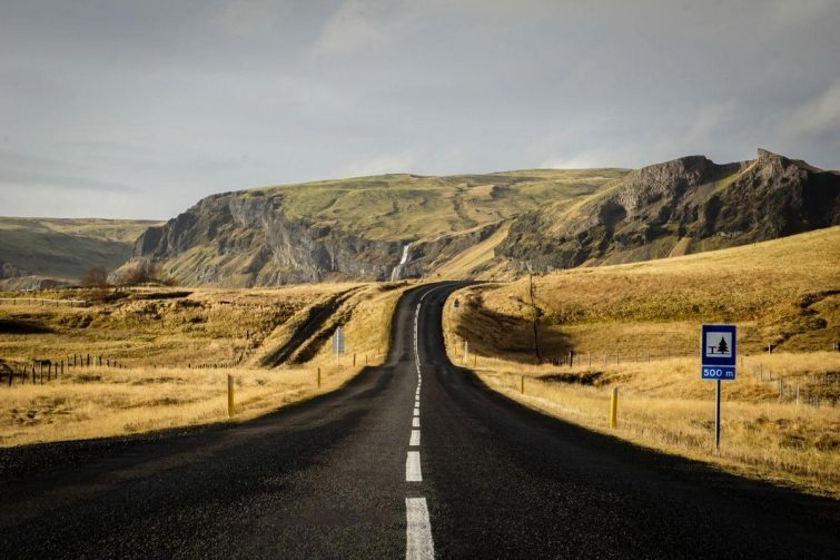 Божественная красота дорог