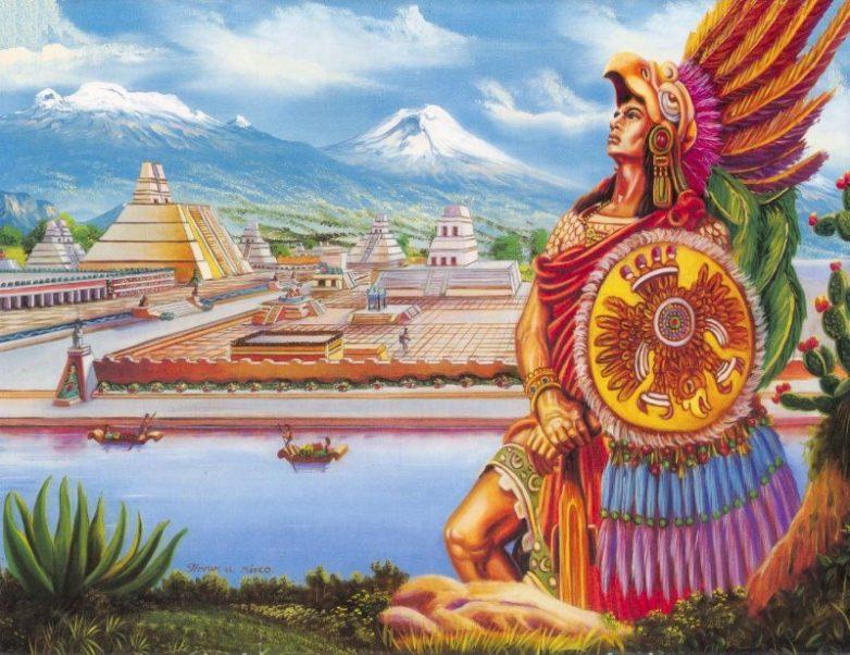 Загадочные артефакты ацтеков. Что они означают?