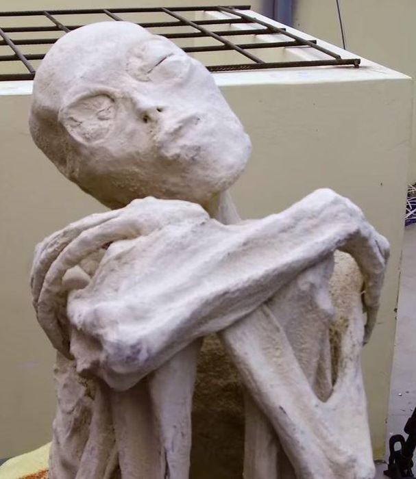 Шок! Найденные в Перу трехпалые мумии, не являются людьми!