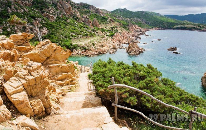 Роскошные пейзажи Сардинии