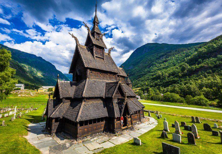 Роскошные пейзажи Норвегии - Страница 27 Ec3d26384e