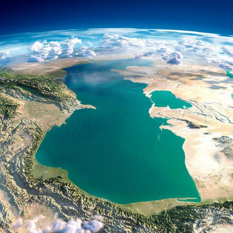 Доклад каспийское море озеро 1002