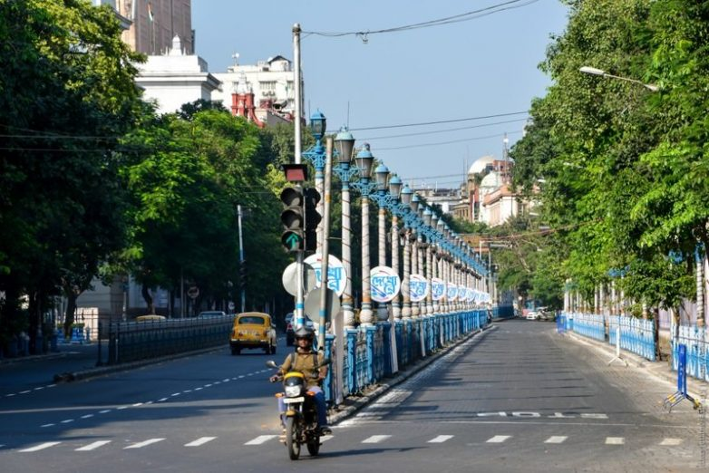 Калькутта: город контрастов