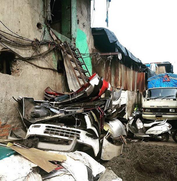 Неприглядная жизнь индийских трущоб