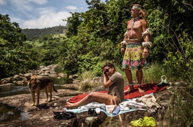 Как в ЮАР в шаманы посвящают