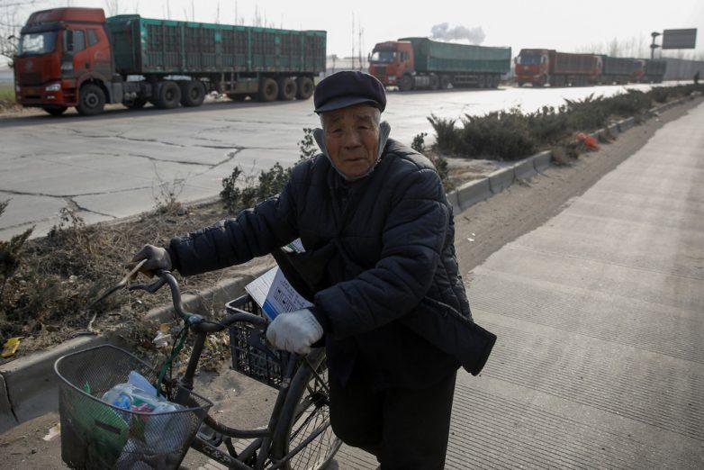 Китай в декабре