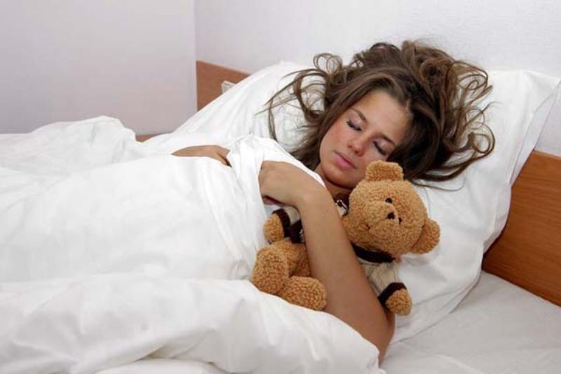 Сон по будильнику / домоседы.