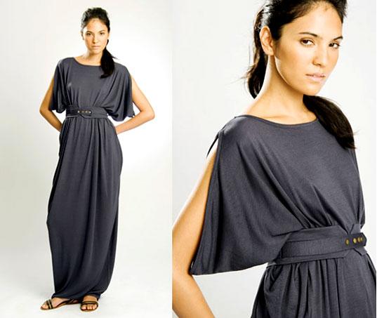 Платье своими руками в греческом стиле