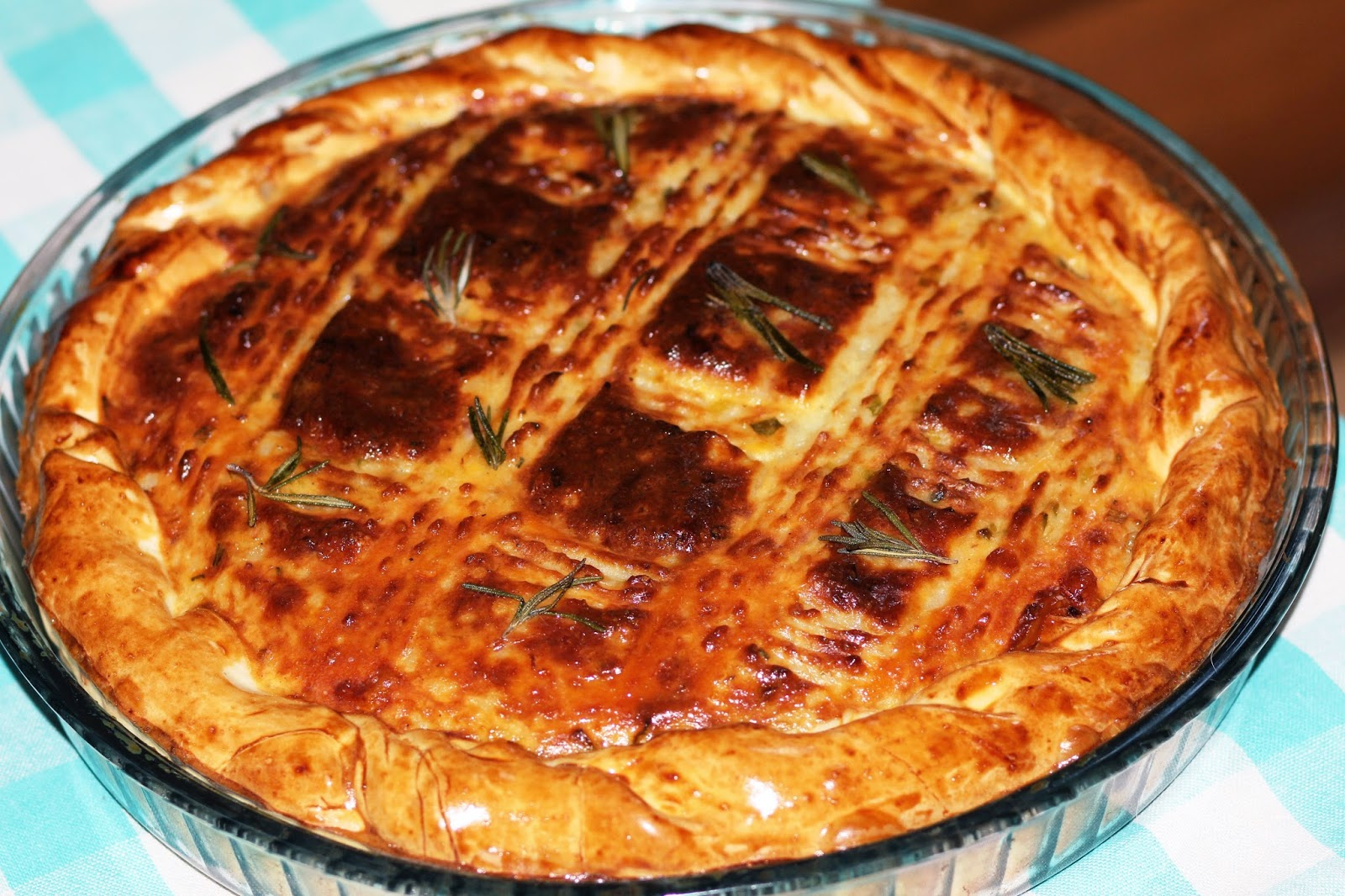 Картофельный пирог с печенью рецепты