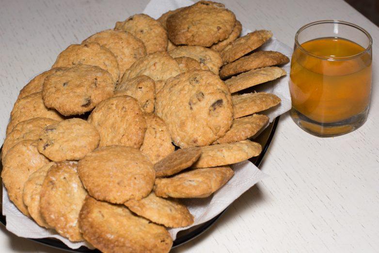 посмотрите лучше самое вкусное овсяное печенье в домашних условиях Аландских островах