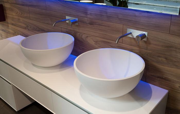 Современные раковины для ванной фото