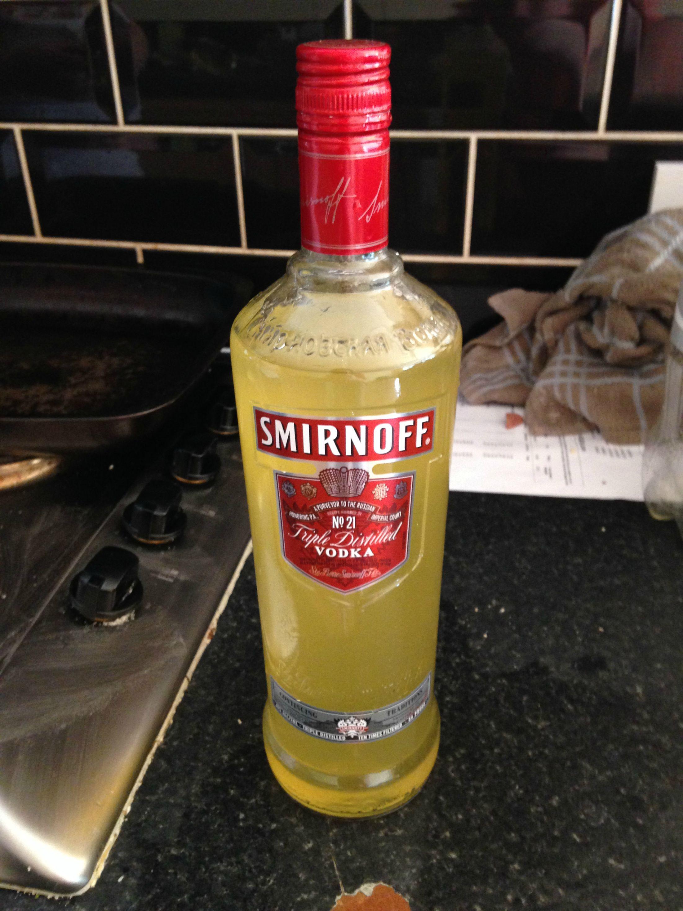 Как сделать ликер с спирта