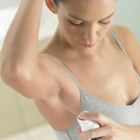 Как избавиться от белых пятен от дезодоранта