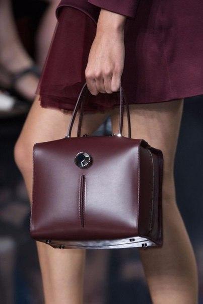 e3e2a96b4734 Роскошные сумочки в оттенках марсала / Все для женщины