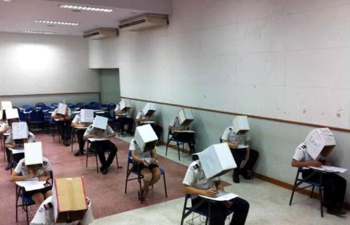 Смотреть В Китае списывание на экзаменах приравнено к уголовному преступлению видео