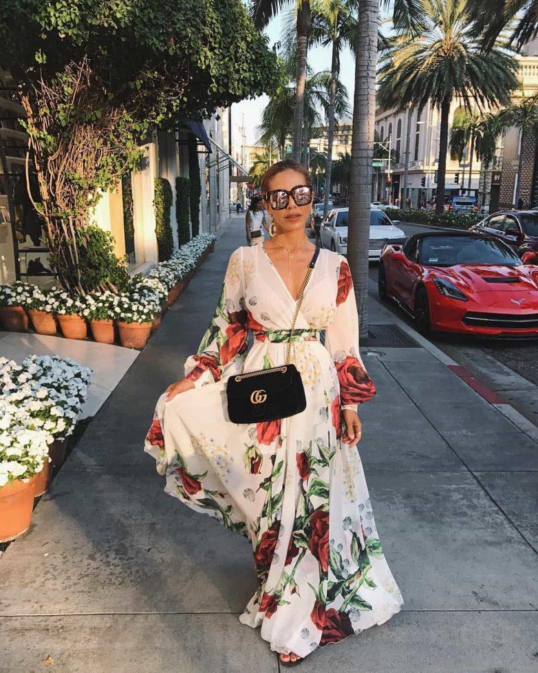 Восхитительные платья, будто вдохновленные самой природой