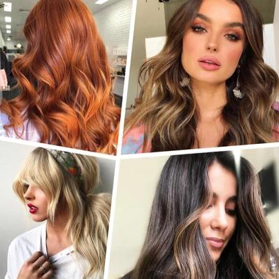 Как правильно подобрать краску для волос в зависимости от тона кожи