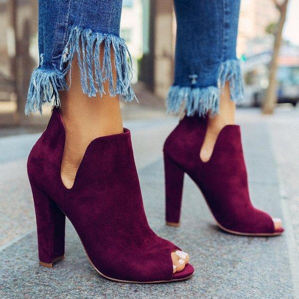 Обувь, которая должна быть в гардеробе каждой женщины