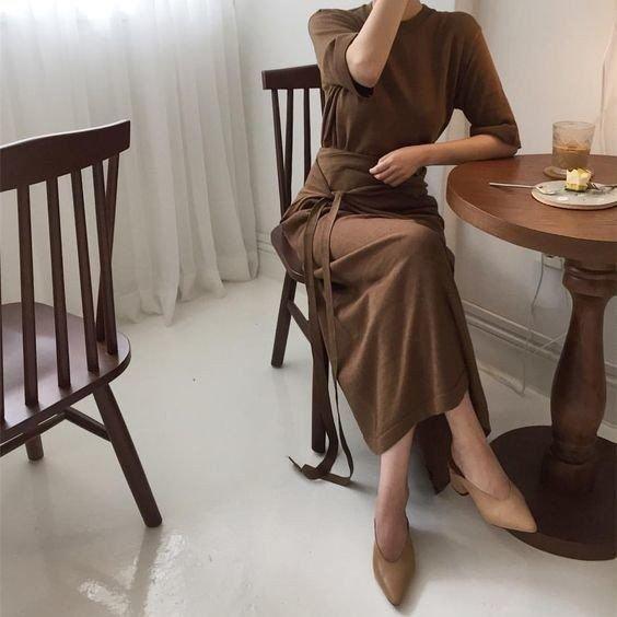 10 модных платьев этой зимы