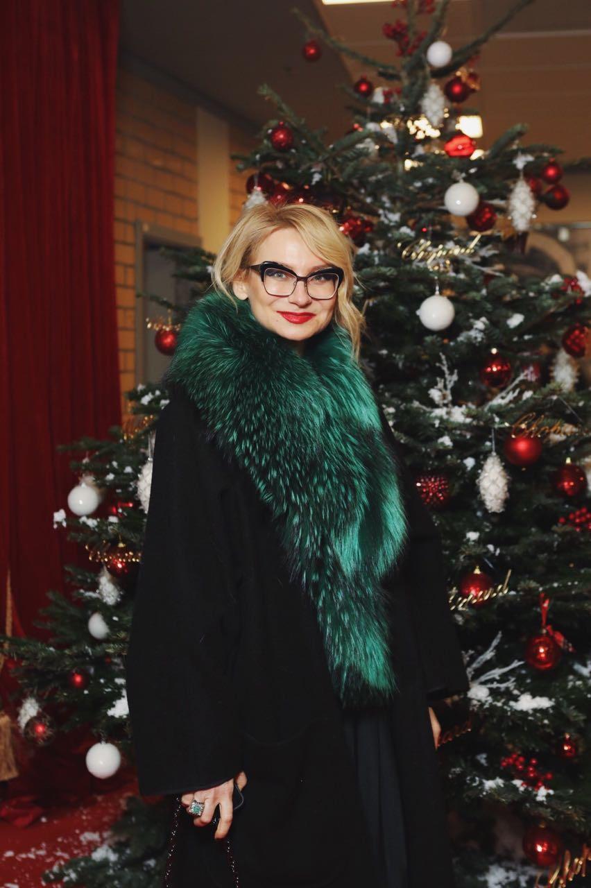 Новогодние правила от Эвелины Хромченко