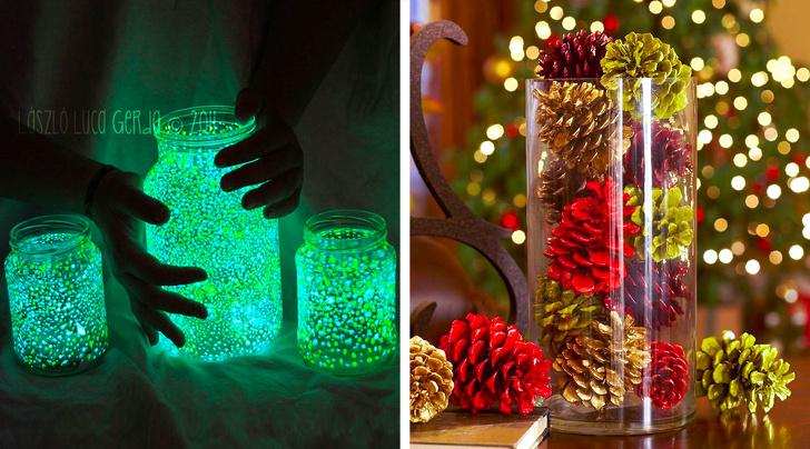 Хитрости для создания незабываемой новогодней атмосферы в доме