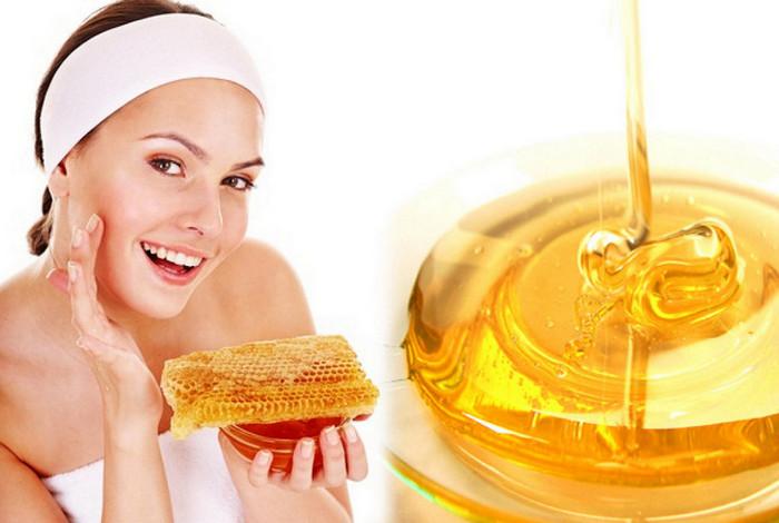 Применение мёда для красоты кожи