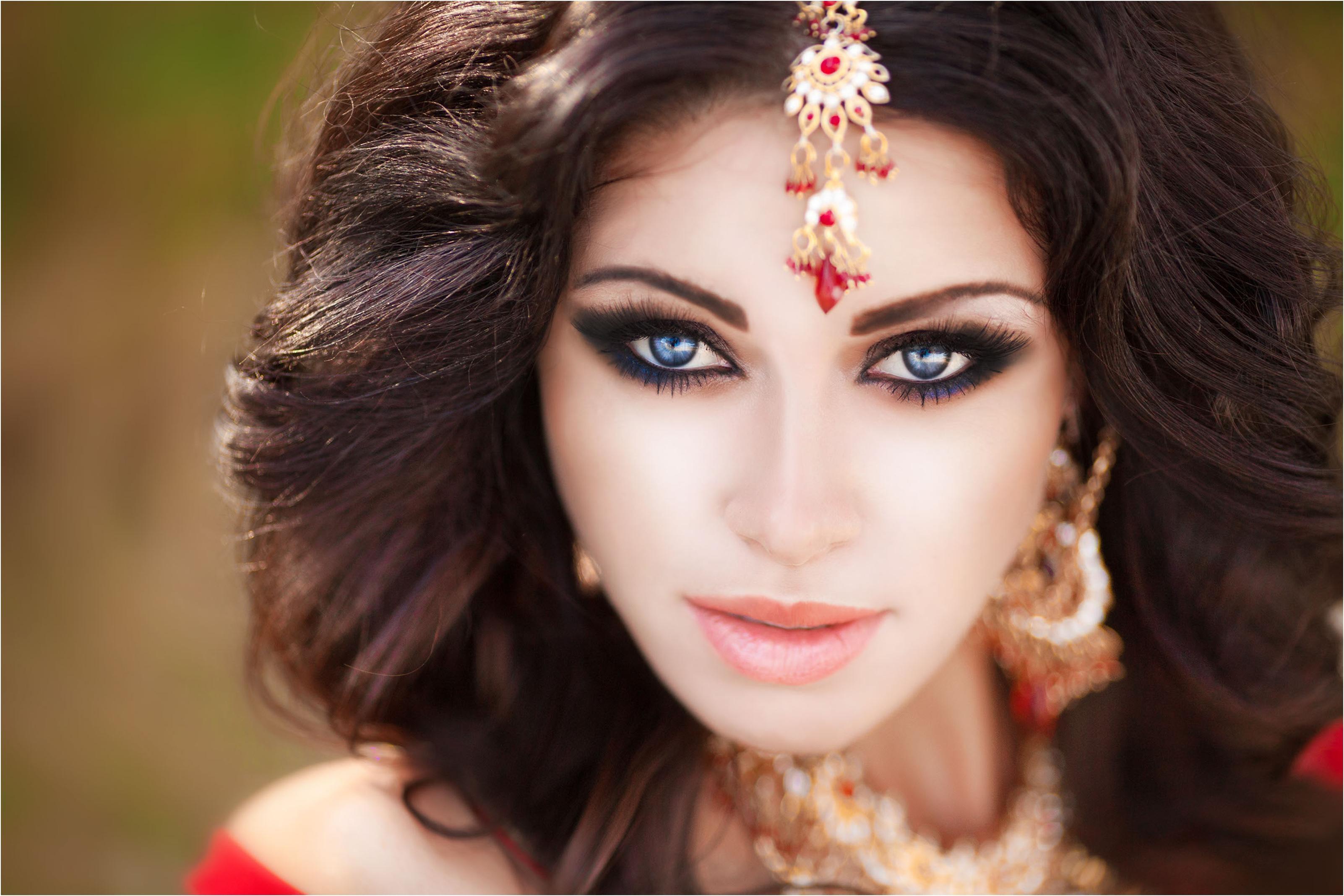 Секреты красоты арабских девушек