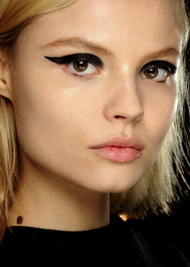 Идеи модного макияжа 2020