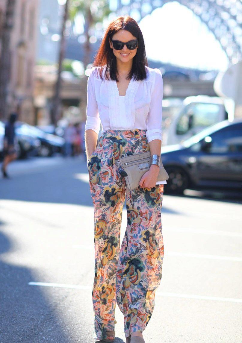 Мода весна-лета 2020