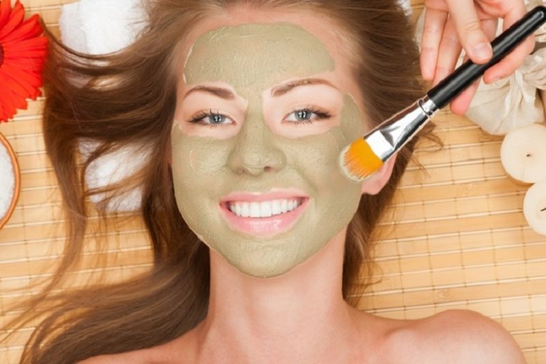 Зачем нужно делать маску из зелени