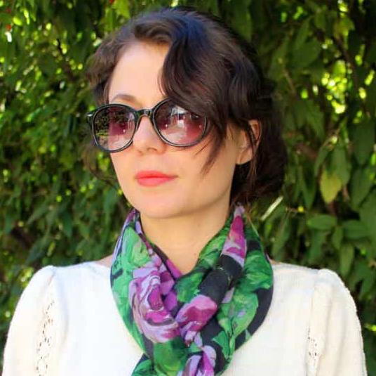 13 стильных способов завязать шарф