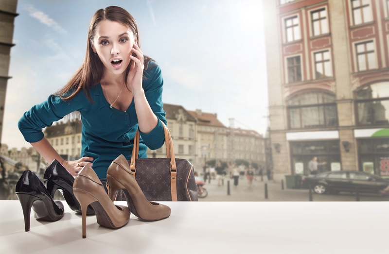 Обувь, которая выглядит представительно