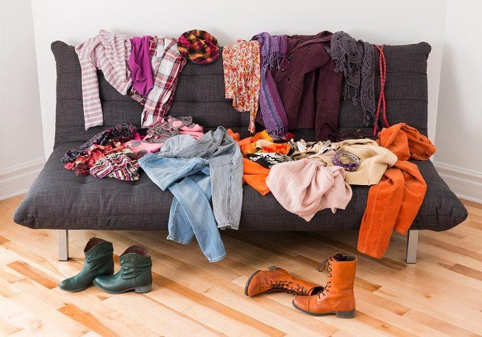 Одежда, с которой стоит расстаться