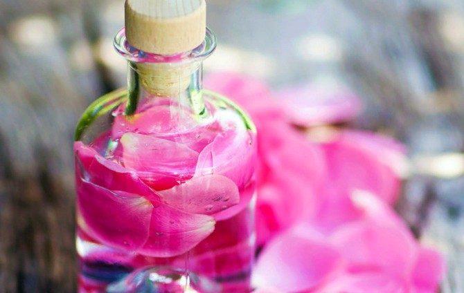 Удивительные свойства цветочной воды