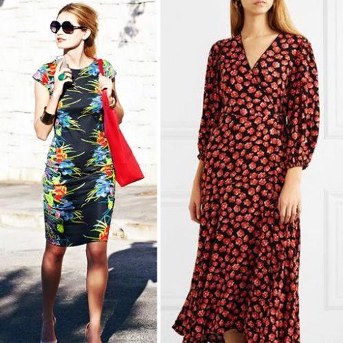 Какими стильными узорами разбавить гардероб к весне и лету