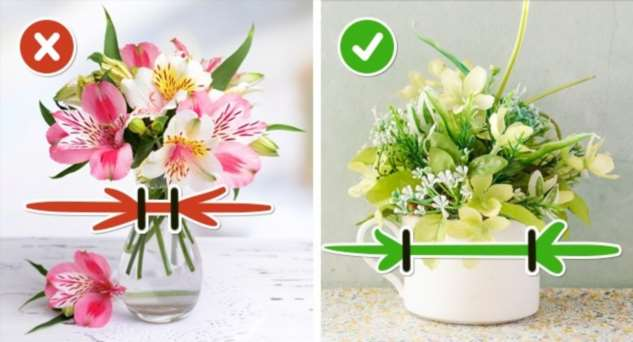 Советы, которые помогут продлить жизнь срезанным цветам